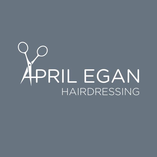 Branding for April Egan Hairdressing