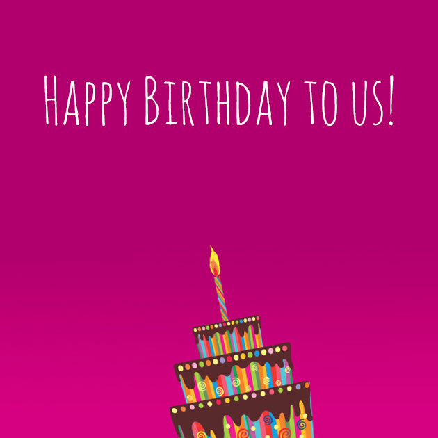 It's Our Birthday!!