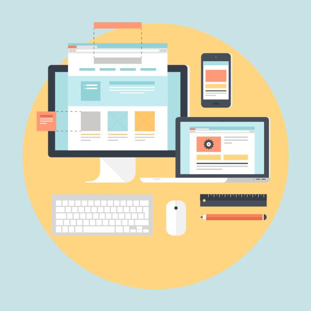 Five top tips when creating your website