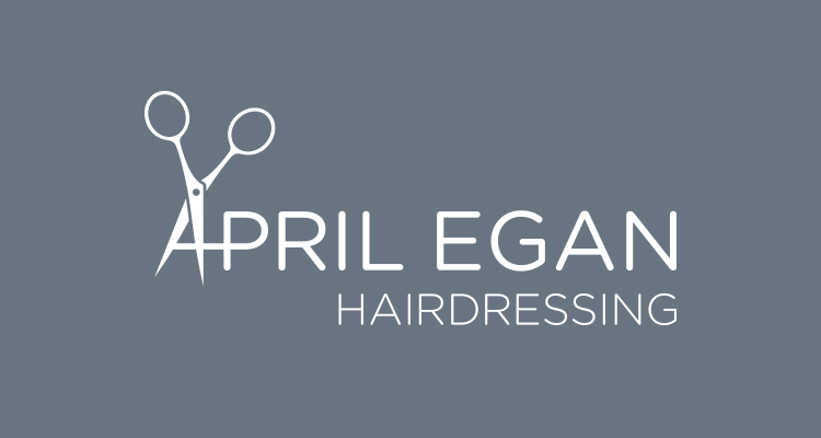 Branding for April Egan Hairdressing