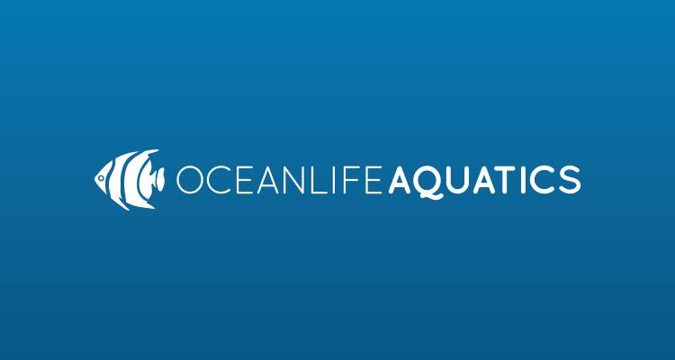 Logo Design & Website for OceanLife Aquatics