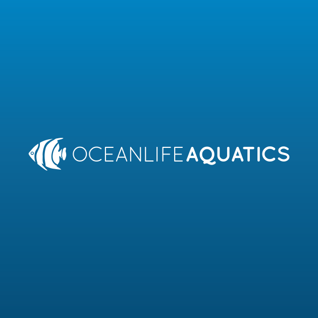 Logo Design & Website for OceanLife Aquatics