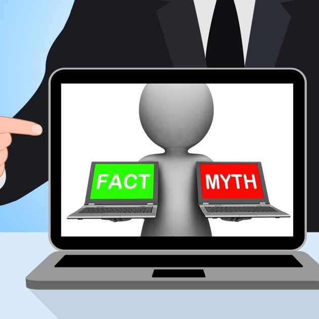 Internet Myths Busted – Part 1
